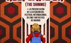 PRESENTACIÓN DEL FESTIVAL INTERNACIONAL DE CINE FANTÁSTICO DE MADRID, NOCTURNA 2015 CON LA PROYECCIÓN DE EL RESPLANDOR