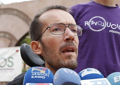 Pablo Echenique gana en Aragón a la fórmula ' class=