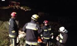 Peñiscola, Bomberos finalizan el rescate del cuerpo sin vida de un varón en torre Badum (4)