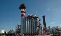 Planta de gestión de refinados de CEPSA.