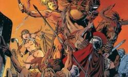 Portada del cómic 'Vae Victis 4 Los aullidos de la loba'