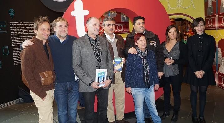 Presentación premio teatro infantil en el MuVIM.