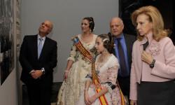 Rafael Solaz exposición Falles de cartó Falleras Mayores Estefanía López Montesinos María Donderis Sanchis (12)