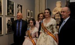 Rafael Solaz exposición Falles de cartó Falleras Mayores Estefanía López Montesinos María Donderis Sanchis (26)