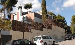 Residencia de los duques de Palma.