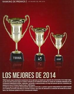 Revista El Publicista donde aparece la empresa Publips.