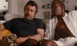 Robert De Niro y Samuel L. Jackson en un momento del filme.