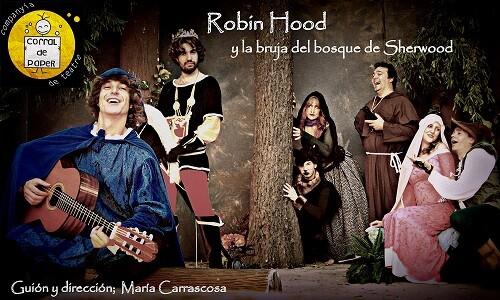 Robin hood también estará presnete en la Sala Russafa.