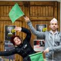Rueda de prensa European Ministry for favourite songs  Foto de Cecilia Cristolovean(18)
