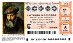 Sorteo de Lotería Nacional del 21 de febrero de 2015 A Coruña