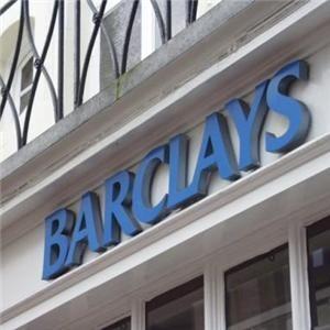 Sucursal de Barclays en España.