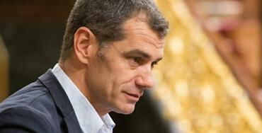 Toni Cantó también es diputado nacional por la formación UPyD. (Foto-Congreso)