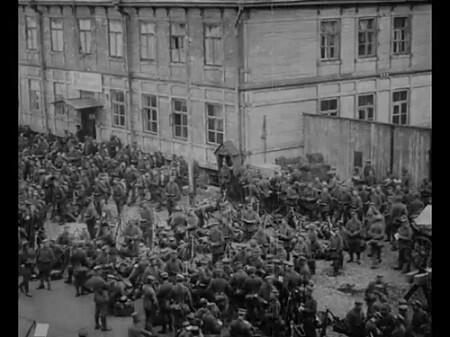 Una de las imágenes de las películas recuperadas.