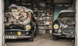 Una ferrari de Alain Delon es el auto más caro vendido en una subasta (11)