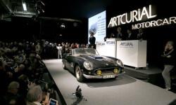 Una ferrari de Alain Delon es el auto más caro vendido en una subasta (14)