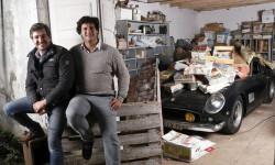 Una ferrari de Alain Delon es el auto más caro vendido en una subasta (3)