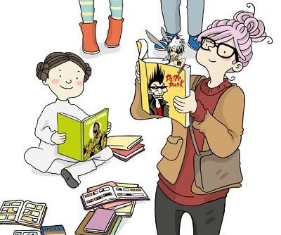 Una ilustración de Ana  Olcina.