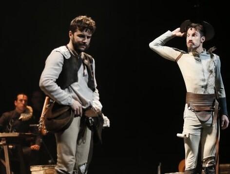 Una revisión actual y magistral del Quijote gracias a la compañía Ron Lalá.