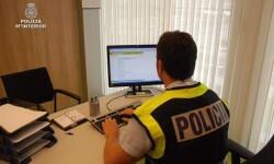 Unidad de la policía especializada en perseguir la pornografía infantil. (Foto-Policia Nacional)
