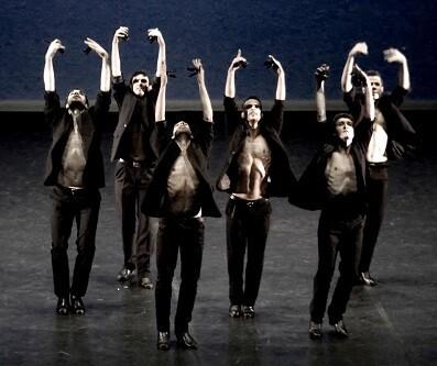 Uno de los cuadros de ballet que compone ' class=