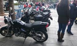 Ves'pa la Falla, Sagunt-Sant Guillem reúne cerca de 300 Vespas y Lambrettas en la cuarta concentración (9)