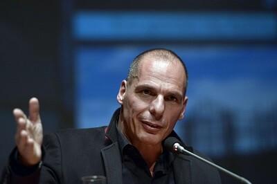 Yanis Varufakis, ministro de Finanzas griego. (Foto-Agencias)