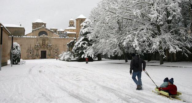 el tiempo nieve (2)