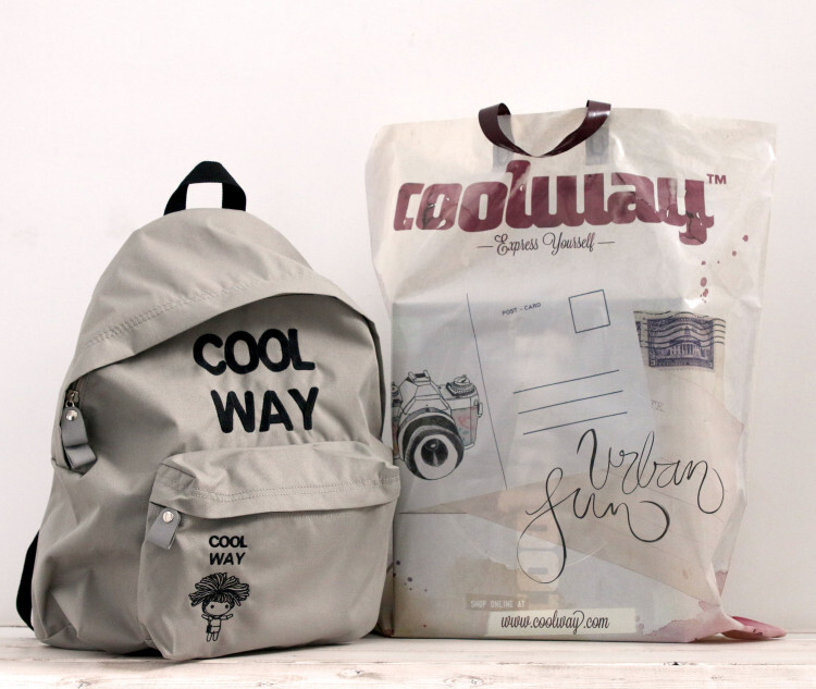 mochila coolway