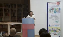 Beatriz Simón presidió este martes el acto de difusión del programa europeo URBACT II: Proyecto My Generation at Work