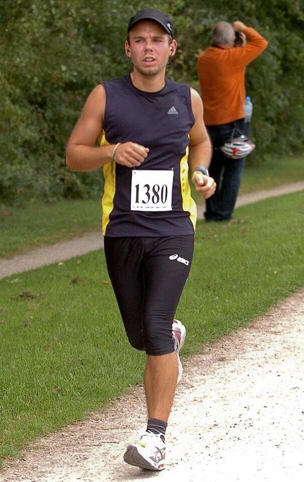 Andreas Lubitz, en formato 'runner'.