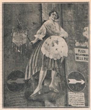 1931. Falla profética. A. P. R. S.