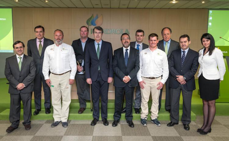 2015-03-12. Presentación Circuito Iberdrola Vela Paralímpica 2015