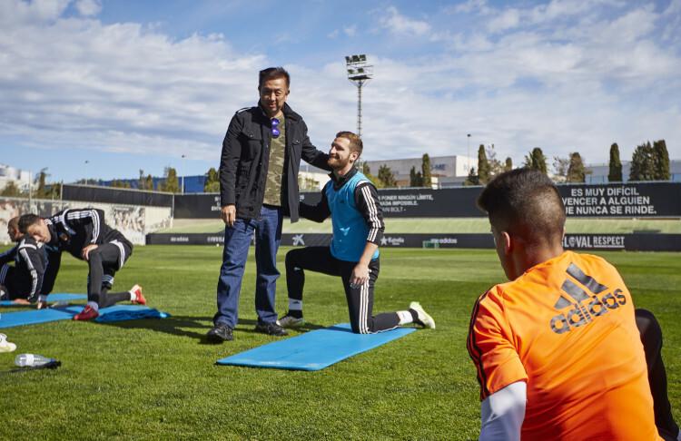 14032015 Entrenamiento Valencia CF