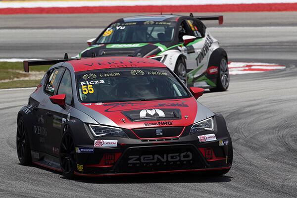TCR International Series Malaysia, Sepang 27 - 29 March 2015