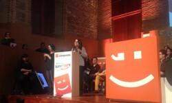 @monicaoltra reclamant el protagonisme de la Crida per la Fallera Major i no pel poder. #MoltFan #FallesTotLAny
