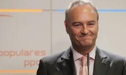 Alberto Fabra, presidente de la Comunidad Valenciana, vuelve a presentar al cargo en las próximas elecciones.