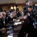 Alexis Tsipras, ayer en su visita a París. (Foto-AFP)