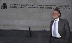 Alfonso Grau. Juzgados