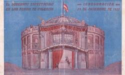 American Cirque. Valencia, 1927. A. P. R. S.