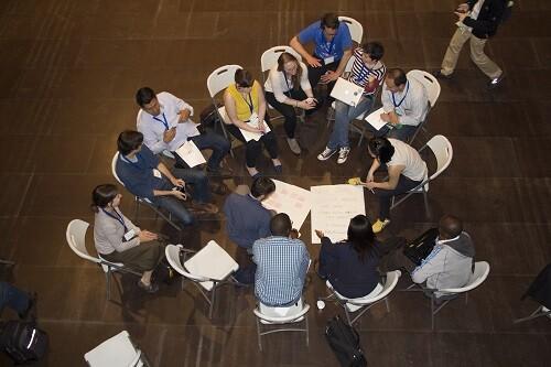 CTF, reúne una serie de interesantes mesas de trabajo.