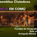 Cartel IV Asamblea de València en Comú. - copia