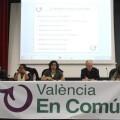 Celebración de la IV Asamblea Guanyem-València en Comú.