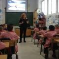Charla destinada a los niños para su sensibilización hacia los animales.
