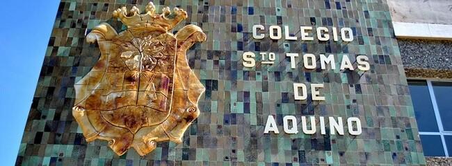 Colegio Santo Tomás de Aquino.
