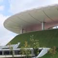 Cubierta ecológica del Estadio Omnilife (Zapopan, Zona Metropolitana de Guadalajara, México) / Francesca Olivieri