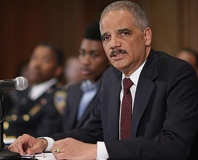 El Fiscal General de EE.UU., Eric Holder. (Foto-AFP).