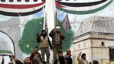 El Frente al Nusra, filial de Al Qaeda se ha hecho fuerte en la ciudad de Idleb.