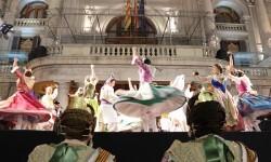 El baile regional también estará presente en la Fallas de 2015.