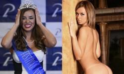 El desnudo de Jhendelyn Núñez la Reina del festival de Viña del Mar que calentó Twitter (1)