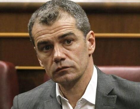 El diputado nacional Toni Cantó mostró su desacuerdo con Rosa Díez